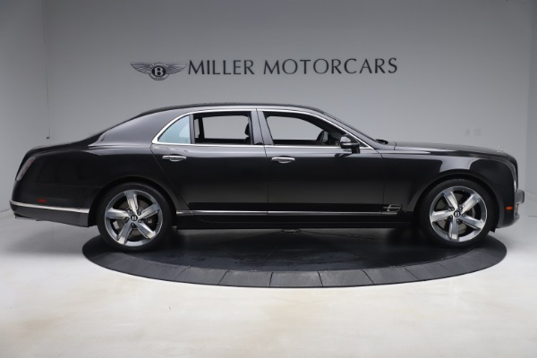 Used 2016 Bentley Mulsanne Speed for sale Call for price at Aston Martin of Greenwich in Greenwich CT 06830 9