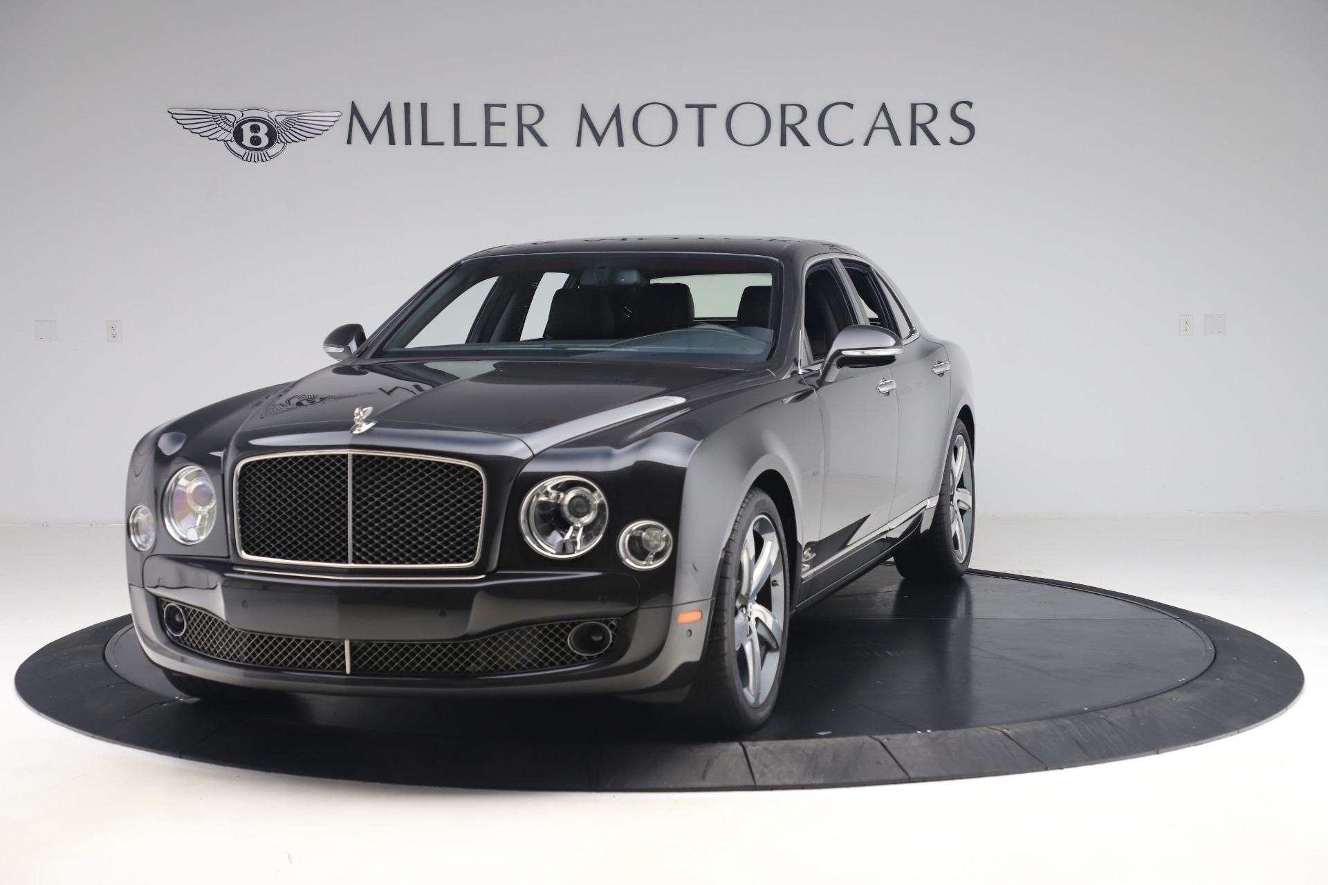 Used 2016 Bentley Mulsanne Speed for sale Call for price at Aston Martin of Greenwich in Greenwich CT 06830 1