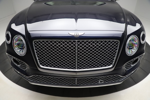 Used 2017 Bentley Bentayga W12 for sale $139,900 at Aston Martin of Greenwich in Greenwich CT 06830 13