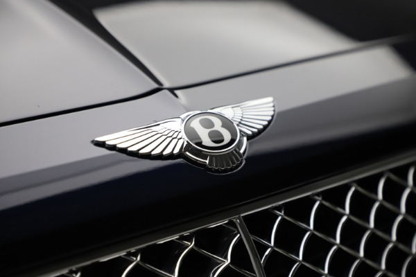 Used 2017 Bentley Bentayga W12 for sale $139,900 at Aston Martin of Greenwich in Greenwich CT 06830 14