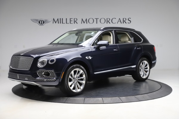 Used 2017 Bentley Bentayga W12 for sale $139,900 at Aston Martin of Greenwich in Greenwich CT 06830 2