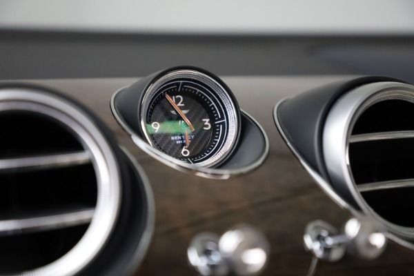 Used 2017 Bentley Bentayga W12 for sale $139,900 at Aston Martin of Greenwich in Greenwich CT 06830 22