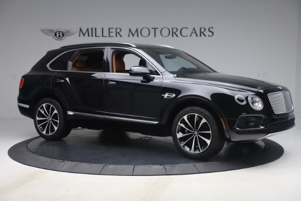 Used 2017 Bentley Bentayga W12 for sale $149,900 at Aston Martin of Greenwich in Greenwich CT 06830 10