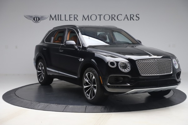 Used 2017 Bentley Bentayga W12 for sale $149,900 at Aston Martin of Greenwich in Greenwich CT 06830 12