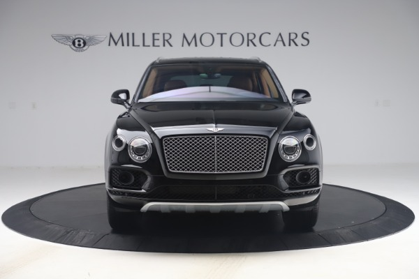 Used 2017 Bentley Bentayga W12 for sale $149,900 at Aston Martin of Greenwich in Greenwich CT 06830 13