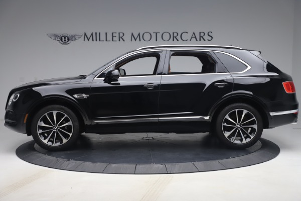 Used 2017 Bentley Bentayga W12 for sale $149,900 at Aston Martin of Greenwich in Greenwich CT 06830 3
