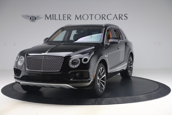Used 2017 Bentley Bentayga W12 for sale $149,900 at Aston Martin of Greenwich in Greenwich CT 06830 1