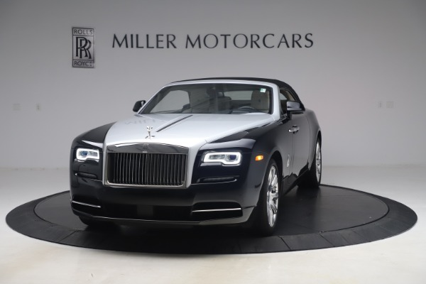 Used 2017 Rolls-Royce Dawn Base for sale Call for price at Aston Martin of Greenwich in Greenwich CT 06830 10