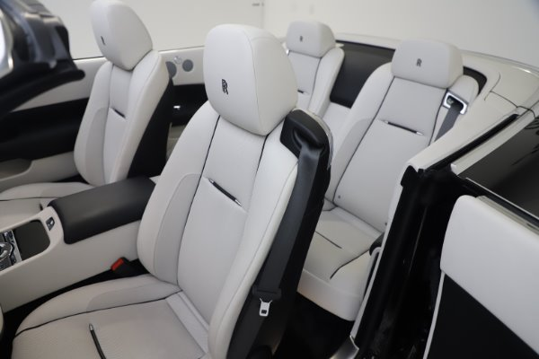 Used 2017 Rolls-Royce Dawn Base for sale Call for price at Aston Martin of Greenwich in Greenwich CT 06830 18