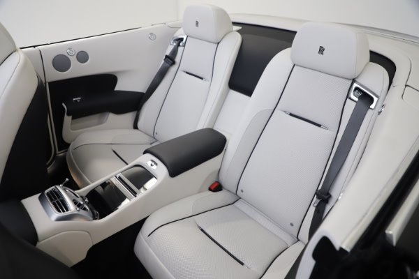 Used 2017 Rolls-Royce Dawn Base for sale Call for price at Aston Martin of Greenwich in Greenwich CT 06830 20