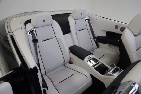 Used 2017 Rolls-Royce Dawn Base for sale Call for price at Aston Martin of Greenwich in Greenwich CT 06830 21