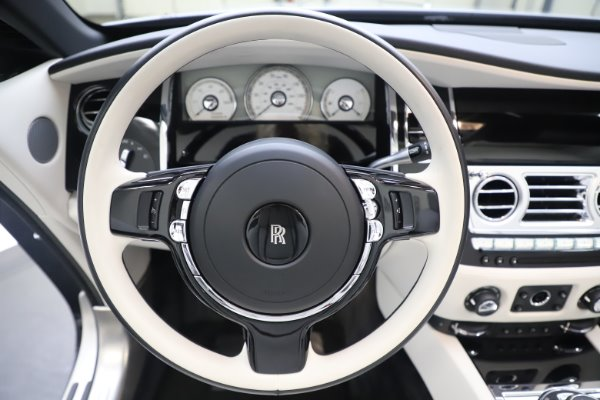 Used 2017 Rolls-Royce Dawn for sale Call for price at Aston Martin of Greenwich in Greenwich CT 06830 22