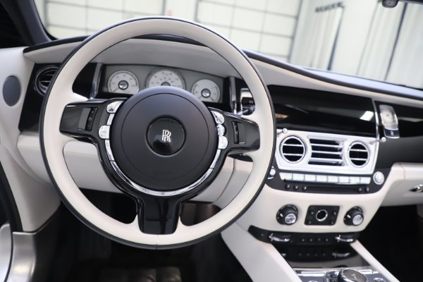 Used 2017 Rolls-Royce Dawn Base for sale Call for price at Aston Martin of Greenwich in Greenwich CT 06830 23