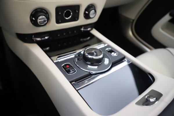 Used 2017 Rolls-Royce Dawn Base for sale Call for price at Aston Martin of Greenwich in Greenwich CT 06830 24