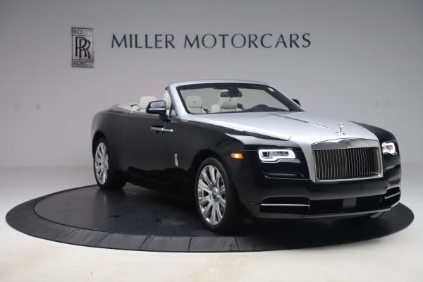Used 2017 Rolls-Royce Dawn Base for sale Call for price at Aston Martin of Greenwich in Greenwich CT 06830 8
