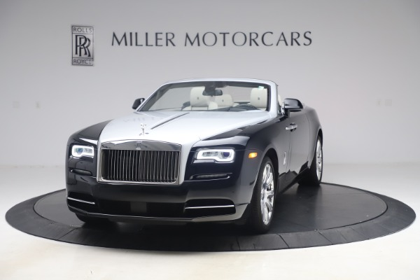 Used 2017 Rolls-Royce Dawn for sale Call for price at Aston Martin of Greenwich in Greenwich CT 06830 1