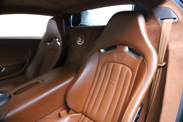 Used 2008 Bugatti Veyron 16.4 for sale Call for price at Aston Martin of Greenwich in Greenwich CT 06830 13
