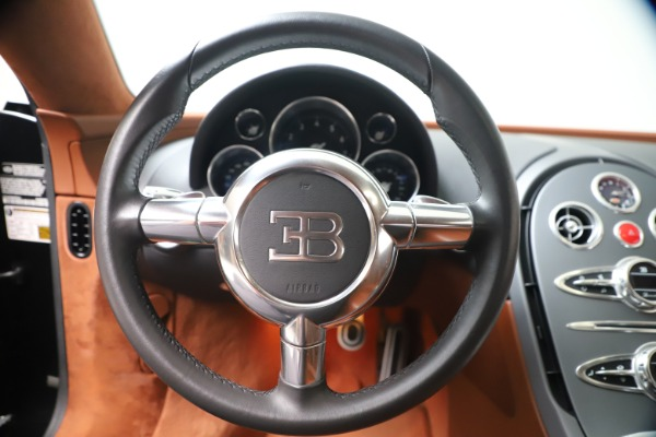 Used 2008 Bugatti Veyron 16.4 for sale Call for price at Aston Martin of Greenwich in Greenwich CT 06830 23