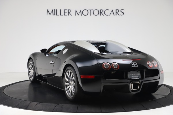 Used 2008 Bugatti Veyron 16.4 for sale Call for price at Aston Martin of Greenwich in Greenwich CT 06830 5