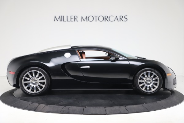 Used 2008 Bugatti Veyron 16.4 for sale Call for price at Aston Martin of Greenwich in Greenwich CT 06830 9