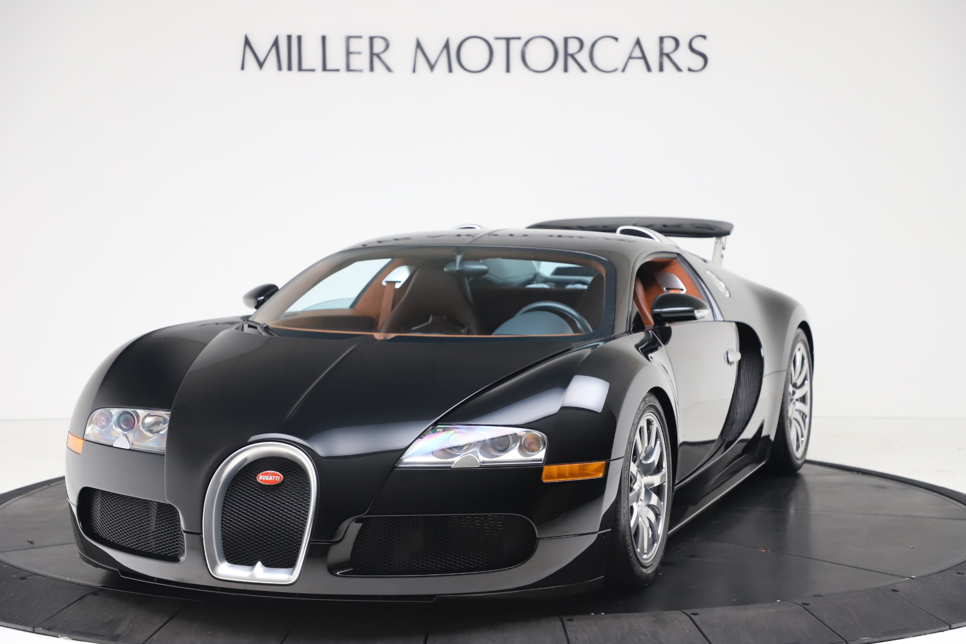 Used 2008 Bugatti Veyron 16.4 for sale Call for price at Aston Martin of Greenwich in Greenwich CT 06830 1