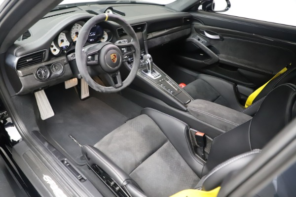 Used 2019 Porsche 911 GT3 RS for sale $199,900 at Aston Martin of Greenwich in Greenwich CT 06830 13