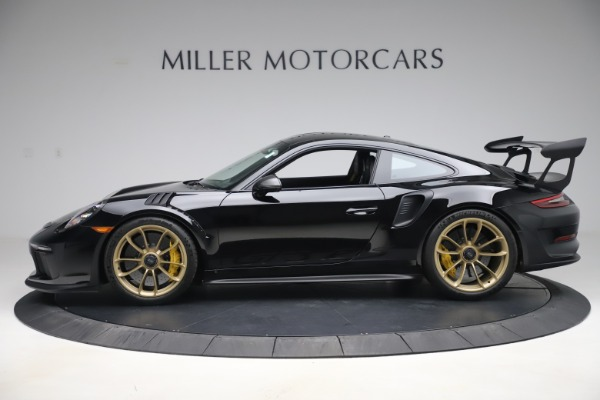 Used 2019 Porsche 911 GT3 RS for sale $199,900 at Aston Martin of Greenwich in Greenwich CT 06830 2