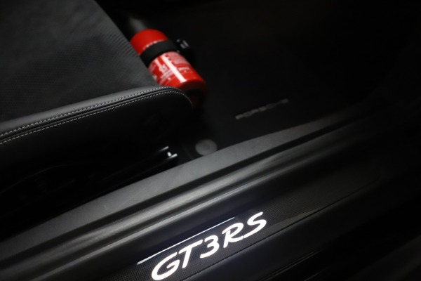Used 2019 Porsche 911 GT3 RS for sale $199,900 at Aston Martin of Greenwich in Greenwich CT 06830 20