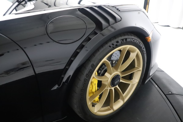 Used 2019 Porsche 911 GT3 RS for sale $199,900 at Aston Martin of Greenwich in Greenwich CT 06830 24