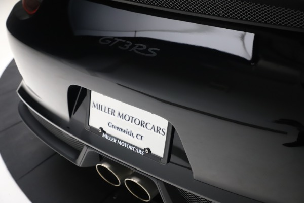 Used 2019 Porsche 911 GT3 RS for sale $199,900 at Aston Martin of Greenwich in Greenwich CT 06830 25