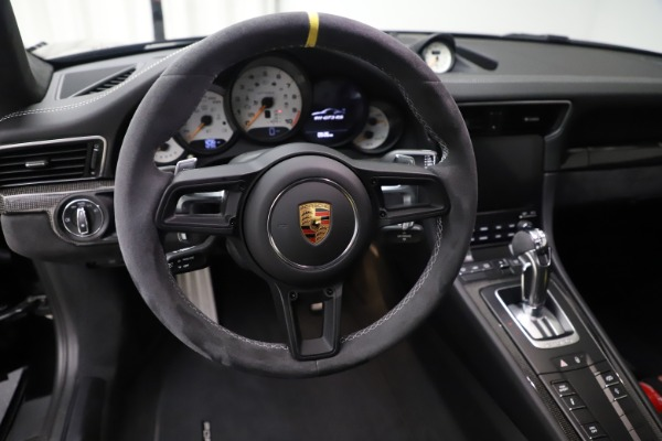 Used 2019 Porsche 911 GT3 RS for sale $199,900 at Aston Martin of Greenwich in Greenwich CT 06830 27