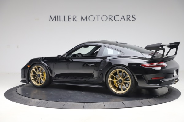 Used 2019 Porsche 911 GT3 RS for sale $199,900 at Aston Martin of Greenwich in Greenwich CT 06830 3