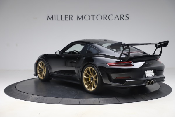 Used 2019 Porsche 911 GT3 RS for sale $199,900 at Aston Martin of Greenwich in Greenwich CT 06830 4