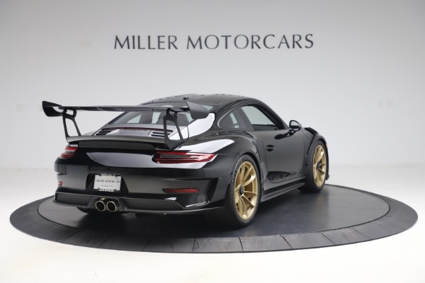 Used 2019 Porsche 911 GT3 RS for sale $199,900 at Aston Martin of Greenwich in Greenwich CT 06830 6