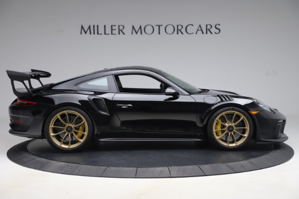 Used 2019 Porsche 911 GT3 RS for sale $199,900 at Aston Martin of Greenwich in Greenwich CT 06830 8