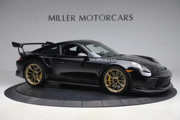 Used 2019 Porsche 911 GT3 RS for sale $199,900 at Aston Martin of Greenwich in Greenwich CT 06830 9