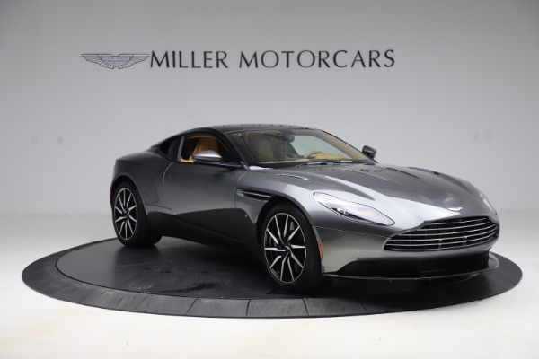 Used 2017 Aston Martin DB11 V12 for sale $131,900 at Aston Martin of Greenwich in Greenwich CT 06830 10