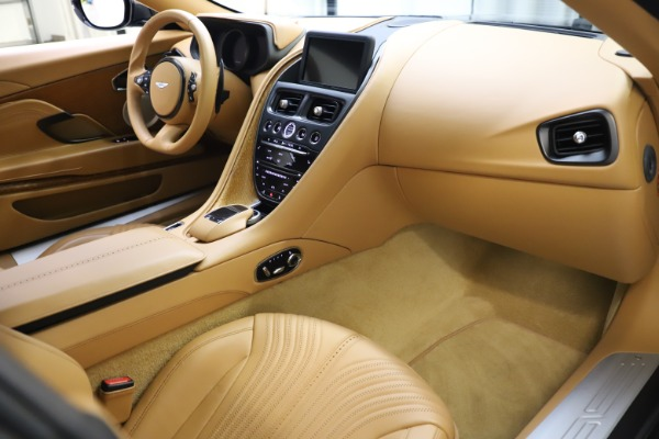Used 2017 Aston Martin DB11 V12 for sale $131,900 at Aston Martin of Greenwich in Greenwich CT 06830 18