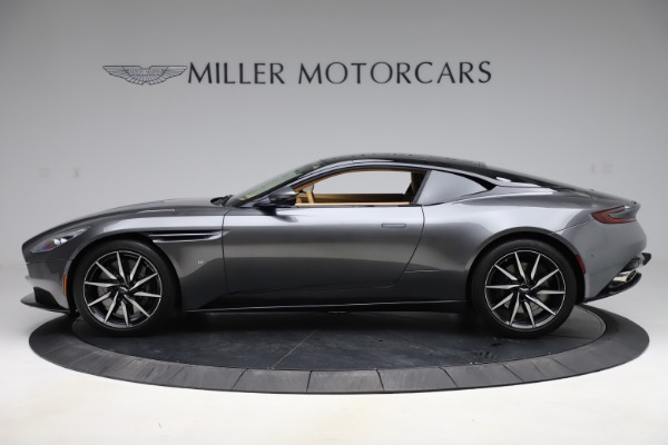 Used 2017 Aston Martin DB11 V12 for sale $131,900 at Aston Martin of Greenwich in Greenwich CT 06830 2