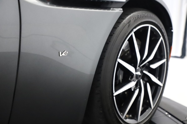 Used 2017 Aston Martin DB11 V12 for sale $131,900 at Aston Martin of Greenwich in Greenwich CT 06830 22