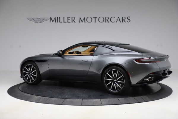 Used 2017 Aston Martin DB11 V12 for sale $131,900 at Aston Martin of Greenwich in Greenwich CT 06830 3