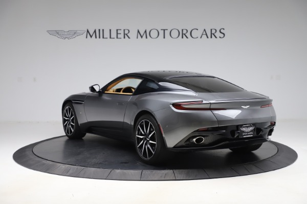 Used 2017 Aston Martin DB11 V12 for sale $131,900 at Aston Martin of Greenwich in Greenwich CT 06830 4