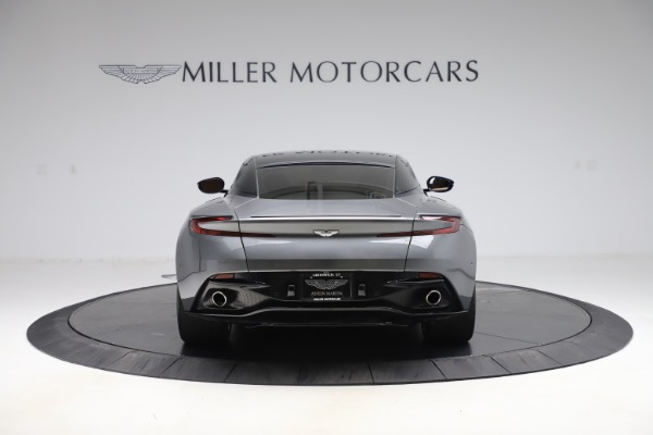 Used 2017 Aston Martin DB11 V12 for sale $131,900 at Aston Martin of Greenwich in Greenwich CT 06830 5