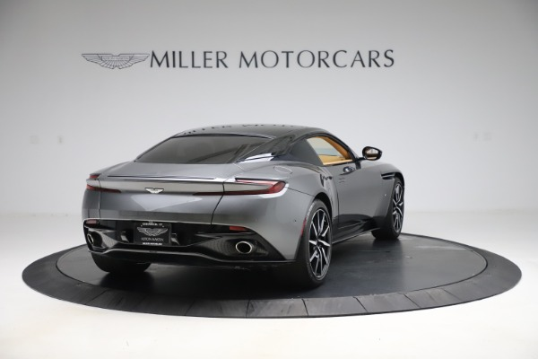 Used 2017 Aston Martin DB11 V12 for sale $131,900 at Aston Martin of Greenwich in Greenwich CT 06830 6