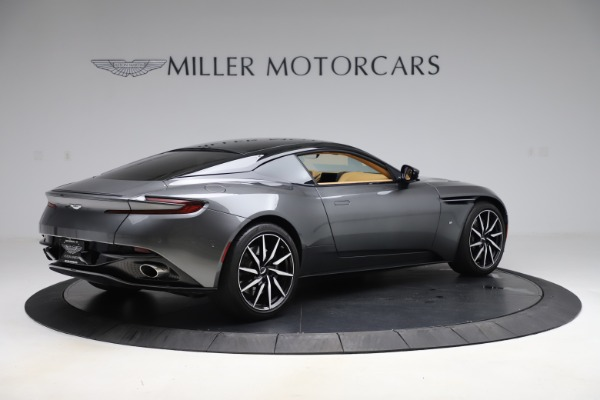 Used 2017 Aston Martin DB11 V12 for sale $131,900 at Aston Martin of Greenwich in Greenwich CT 06830 7