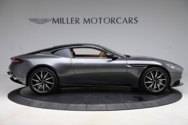 Used 2017 Aston Martin DB11 V12 for sale $131,900 at Aston Martin of Greenwich in Greenwich CT 06830 8