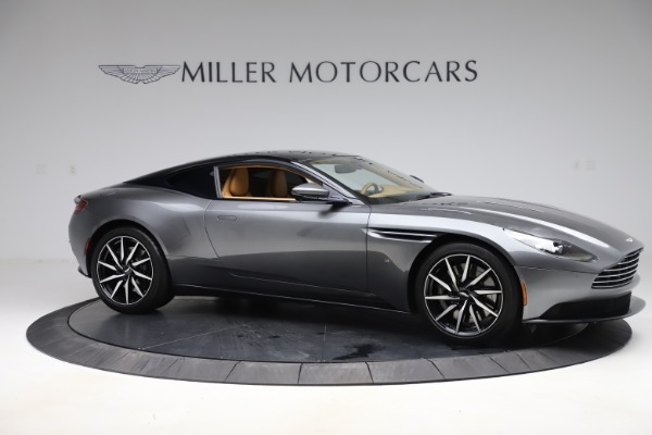 Used 2017 Aston Martin DB11 V12 for sale $131,900 at Aston Martin of Greenwich in Greenwich CT 06830 9