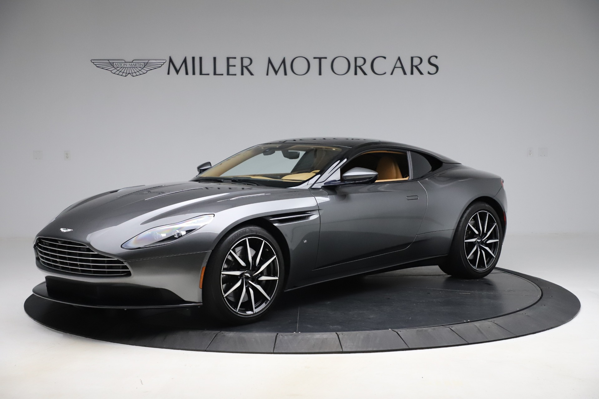 Used 2017 Aston Martin DB11 V12 for sale $131,900 at Aston Martin of Greenwich in Greenwich CT 06830 1
