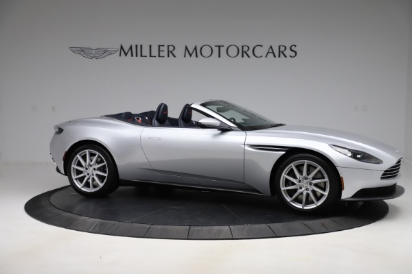 New 2020 Aston Martin DB11 Volante Convertible for sale $253,181 at Aston Martin of Greenwich in Greenwich CT 06830 11