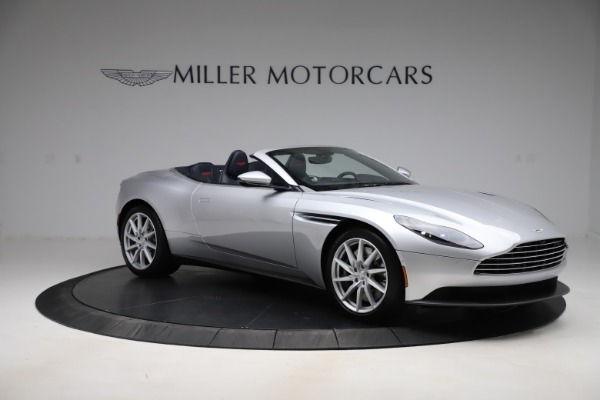 New 2020 Aston Martin DB11 Volante Convertible for sale $253,181 at Aston Martin of Greenwich in Greenwich CT 06830 12